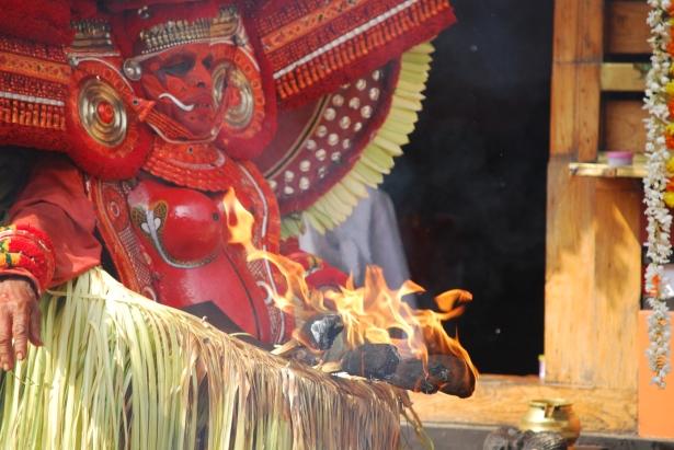 Narambil Bhagavathy Theyyam